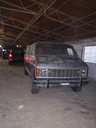 Plymouth Chrysler voyager dodge 1980