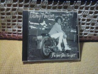 CD de WHITNEY HOUSTON