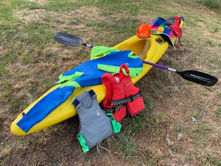 Kayak Piragua aguas bravas Adventure-335