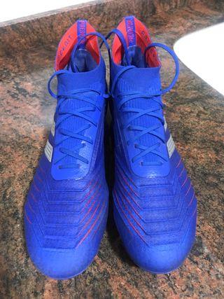 Botas futbol Adidas predator 19.1 gama alta
