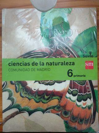 libro de texto 6 primaria ciencias de la naturalez