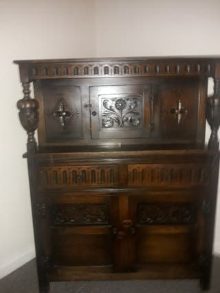 hopewells 1885 antique cabinet