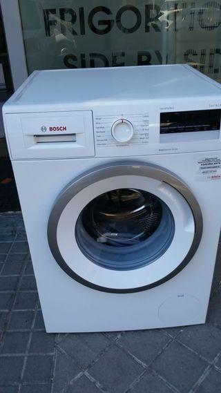 lavadoras nuevas no hay competencia
