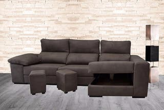 sofa cheslong 589€ chollo!! oferta