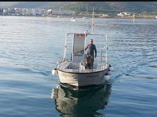 Embarcación Moggaro Aluminium Yachts 650