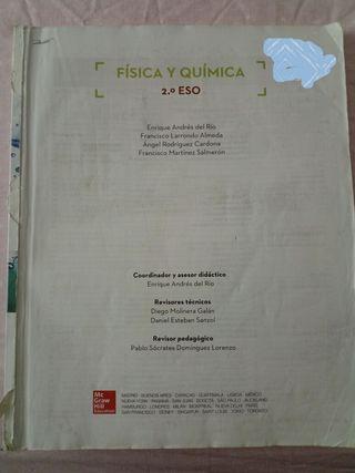 LIBROS DE 2° ,E.S.O