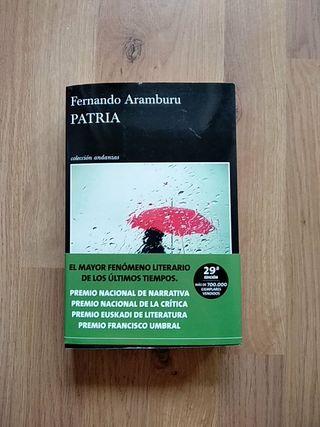 Patria. Aramburu.