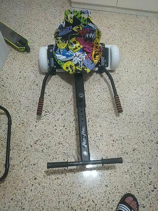 hoverboard sin uso