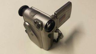 Camara canon mv3