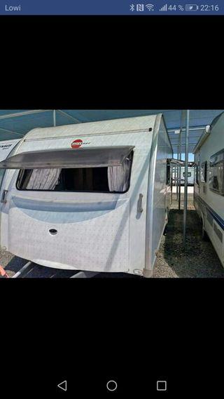 caravana burstner flipper 500 TK