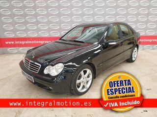 Mercedes-Benz Clase C Berlina 200