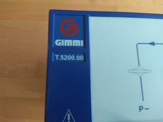 Gimmi T.5200.00 purgator