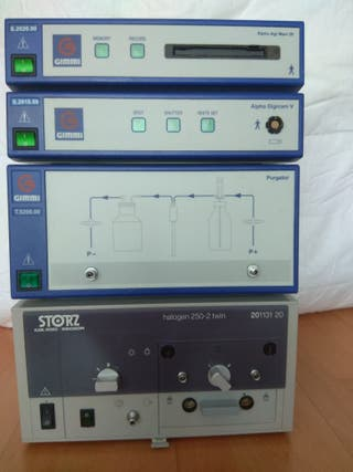 conjunto artroscopia laparoscopia