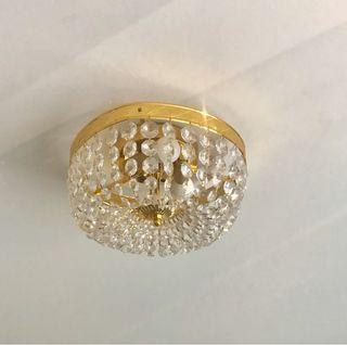 Lámpara de techo baccarat