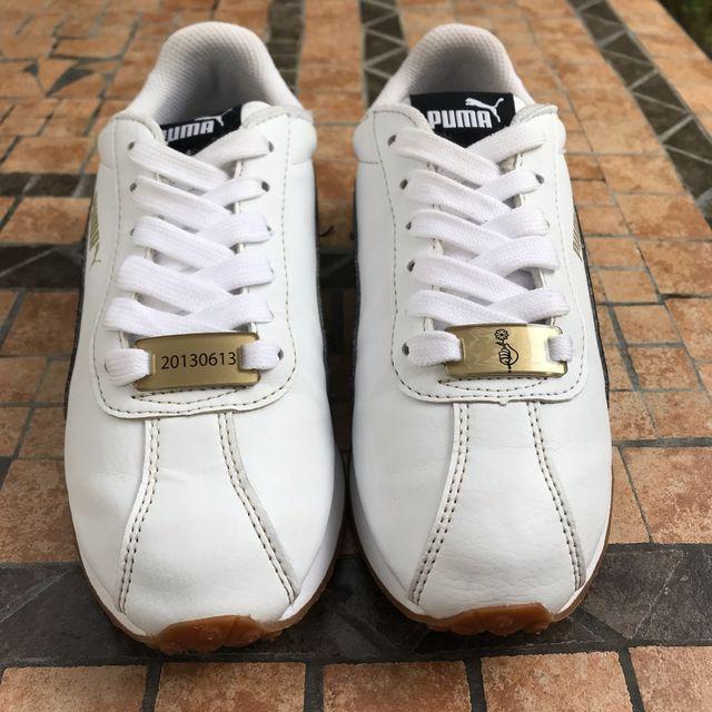 predominante variedad de diseños y colores nuevo producto Zapatillas BTS x PUMA TURIN de segunda mano en Granada en ...