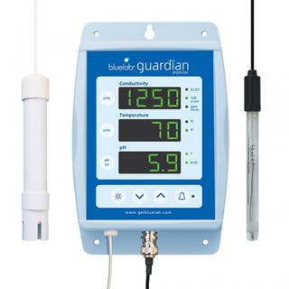 Medidor Continuo Guardian PH y EC Bluelab