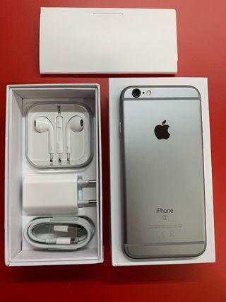 IPhone 6s impoluto (no es reacondicionado)