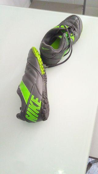 Playeros fútbol niño Nike