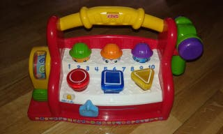 Juguete infantil Fisher Price