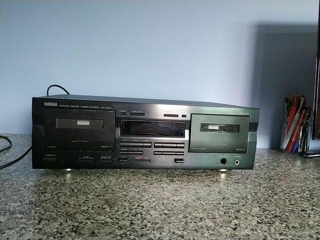 Reproductor de Cassettes Yamaha KX-W321