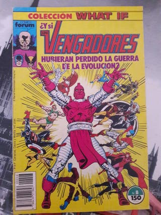 What If Nº8 Vengadores.