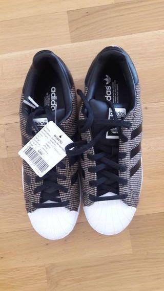 Segunda Mano Por Adidas Superstar De WinterizedNuevas Zapatillas cLj543qAR