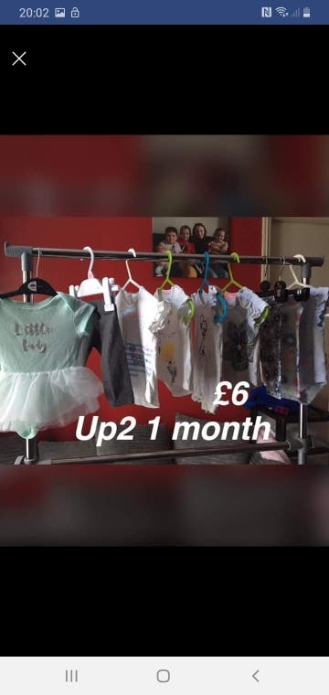 girls up2 1 month bundle