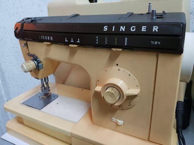 Máquina de coser Singer. mod. 7184 de segunda mano por 80