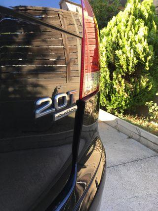 Audi A3 2.0TFSI 200cv quattro S-Line bola remolque