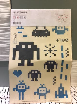 Vinilo Space invaders