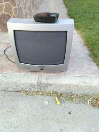 TV 14 pulgadas con TDT