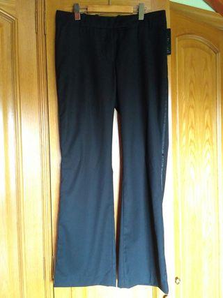 H T Segunda amp;mCon Negro 42 De Pantalón Etiquetas nuevo Mujer jLSMpGUzqV