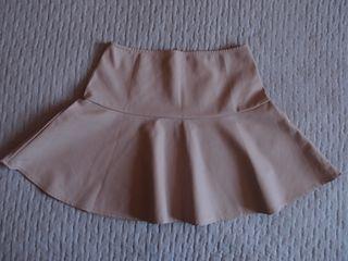 Minifalda polipiel Atmosphere Talla 34