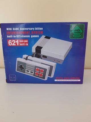 Consola Retro 621 Juegos HDMI