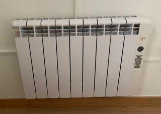 Radiador calefacción eléctrica