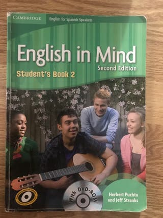English in Mind Student's book Cambridge