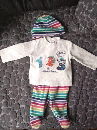 Conjunto recién nacido Boboli