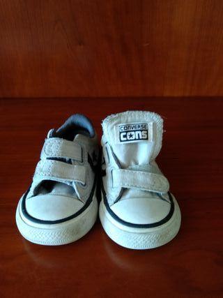 Zapatos de bebé Converse