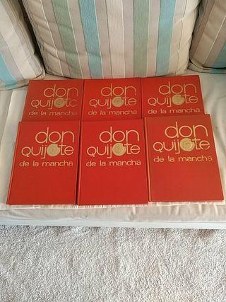 Oferta!Colecció de los libros de Don Quijote de la