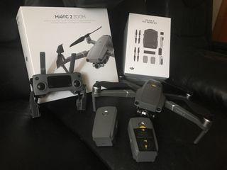 b1e23abb806 Drone Mavic 2 Zoom de segunda mano en WALLAPOP