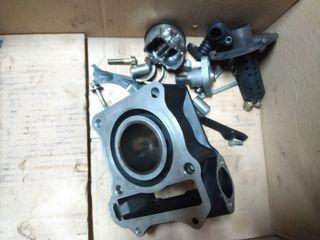 cilindro y pistón DAELIM roadwin 125r