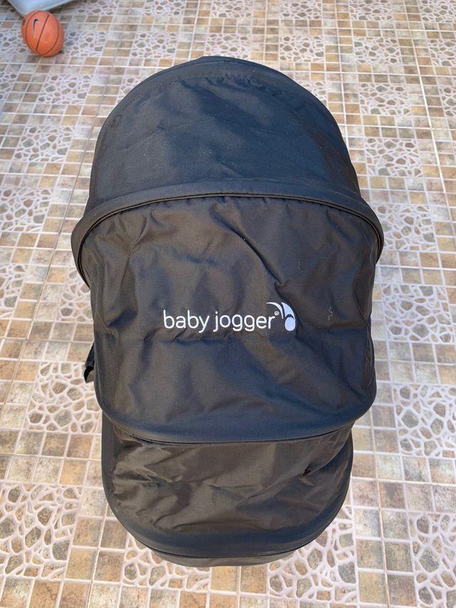 Capazo compacto Baby Jogger city mini