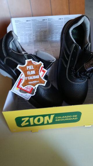 Bota zapato seguridad n41
