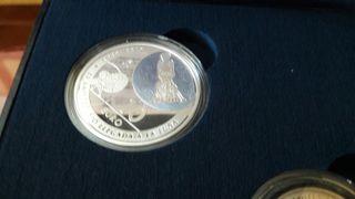moneda conmemoración 50 aniversario hombre luna