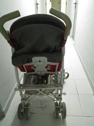 Silla de paseo bebé de segunda mano por 25 € en Madrid en