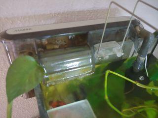 Filtro mochila Slim Marina 20 acuario pecera