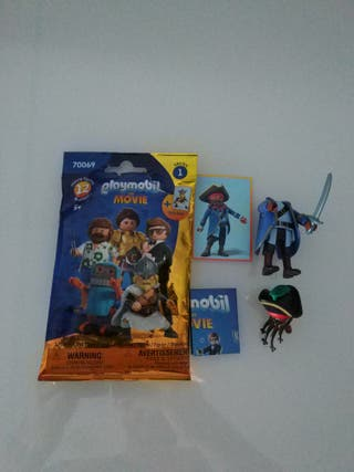 Playmobil. Pirata. The Movie