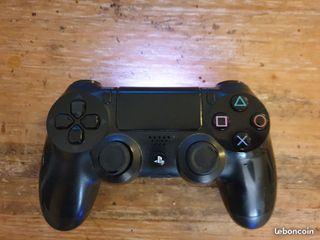 Mannette PS4 officielle Dualshock 4