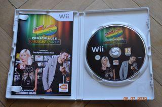 Juego 40 principales Wii NUEVO
