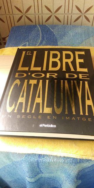 Libro de Oro Historia Catalunya